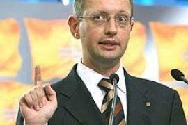 """Яценюк: Я не буду бесплатным приложением к журналу """"Мурзилка"""""""