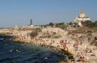 Половина севастопольских пляжей не введена в эксплуатацию