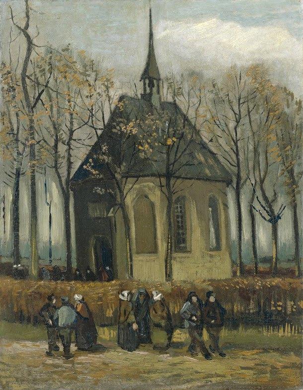 В Італії знайшли два вкрадені 2002 року полотна ван Гога