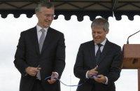 На юге Румынии открылась база противоракетной обороны НАТО