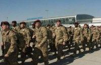 Кремль осудил высадку американского десанта в Украине