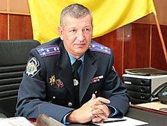Похищен начальник милиции Мариуполя, который ранее отказался прицепить к одежде георгиевскую ленточку