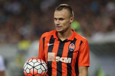 Прошлый защитник сборной Украины Вячеслав Шевчук завершил карьеру в«Шахтере»