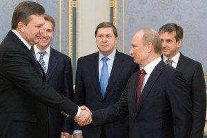 Чепак не смогла подтвердить встречу Януковича с Путиным