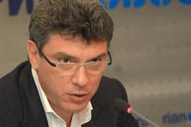 Борис Немцов: «Я бы хотел, чтобы товарищ Янукович одну мою фразу выучил: все диктаторы плохо кончают»