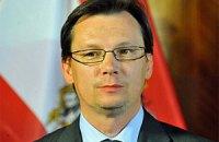Министр обороны Австрии отказался посещать матч Австрия-Украина