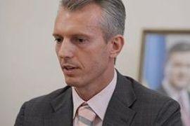 БЮТ требует убрать  Хорошковского