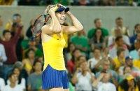 Украинка сенсационно обыграла фаворитку теннисного турнира на Олимпиаде
