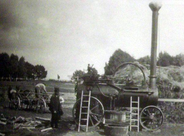 Механизмы, используемые в хозяйстве Н. Виноградского. Фото из архива ученого.