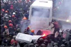 Милиция сообщает о 70 пострадавших правоохранителях (ОБНОВЛЕНО)