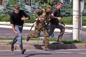 В Донецке стрельбы пока нет
