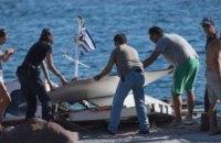 В результате столкновения суден у берегов Греции погиб украинец