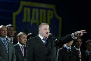 Жириновский объявил Януковича врагом и предателем