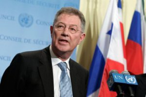 Спецпосланника генсека ООН удалось вызволить из плена в Симферополе