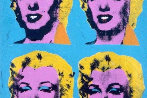 """Картину Енді Воргола """"Чотири Мерилін"""" продали за $36 млн"""
