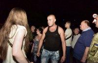 Организаторы блокирования военных в Торецке отделались общественными и исправительными работами