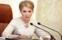 Тимошенко будет активно поддерживать развитие авиастроения в Украине