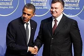 Обама просит мир помочь Украине