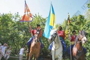 Янукович ликвидировал Совет украинского казачества PhpjL749knbXq
