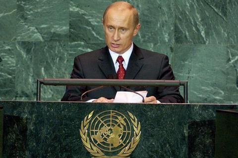 Путін записався в прихильники цілісності України (видео)