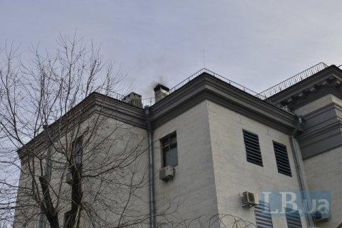 Нацгвардия и милиция взяли под усиленную охрану консульство РФ вХарькове
