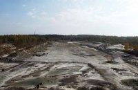 Выделенный Львову участок оказался непригодным для свалки
