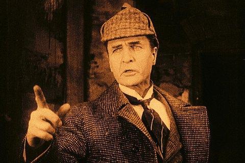 """В Одесі покажуть фільм """"Шерлок Холмс"""" 1916 року"""