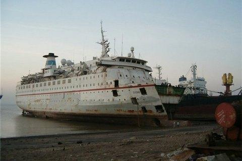 Україна продасть Чорноморське морське пароплавство