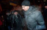 Яценюк: оппозиция готова противостоять провокациям власти