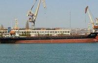 СБУ получила доступ к банковским счетам по делу о судне Melwill, которое незаконно заходило в Крым