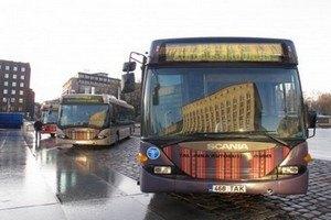 """ГАИ не впускает в Киев автобусы на митинг оппозиции, - """"Свобода"""""""