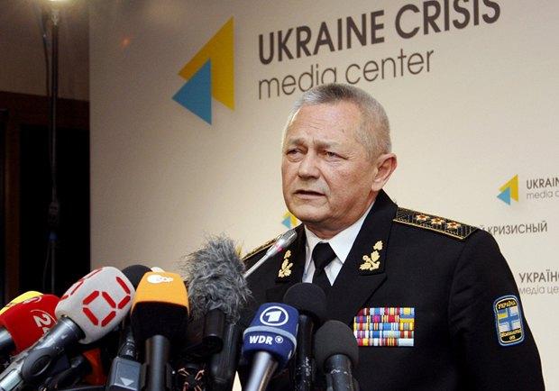 Бывший министр обороны Украины Игорь Тенюх