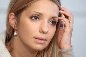 К Тимошенко на свидание приехала дочь