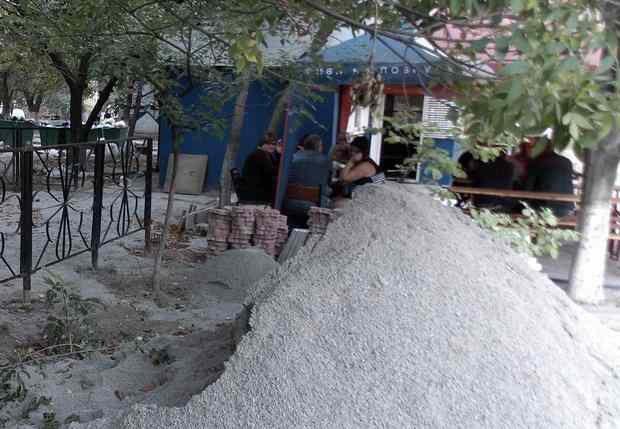 Заведение, против постройки которого пытались восстать жители одного из домов Херсона