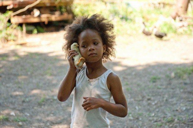 """Когда снимался фильм """"Звери дикого Юга"""", Куиванжане Уоллис было 6 лет. Сейчас ей 9"""