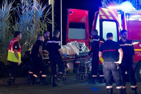 В результате теракта в Ницце погибли 10 детей 54 попали в больницу