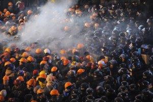 США: штурм Майдана вызывает отвращение