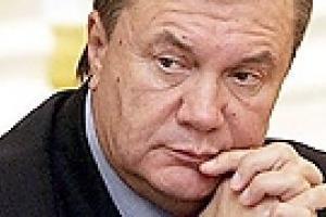 Янукович еще думает, блокировать ли Раду