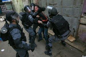 Власти Израиля силой разогнали демонстрации палестинцев