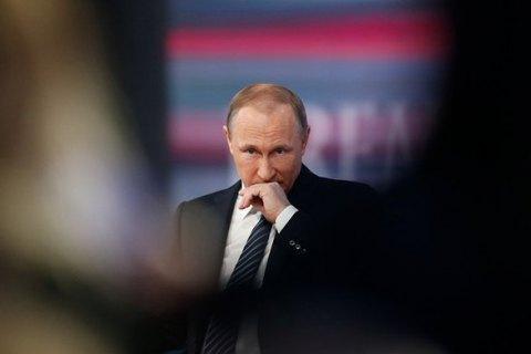 """Путин назвал включение Донбасса в состав Украины """"бредом"""""""