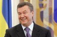 Янукович ждет на день рождения 9 президентов