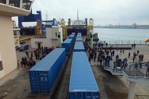 Украина договорилась о снижении ставки на ж  д перевозки по'Шелковому пути