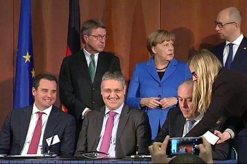 Германия решила создать торгово-промышленную палату в Украине