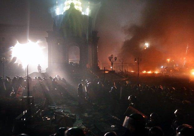 5305c0be52e14 Год с начала самых черных, самых кровавых дней Майдана
