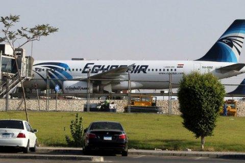 Наобломках найдены следы взрывчатки— трагедия лайнера EgyptAir