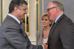 Порошенко подписал законы о ратификации соглашений с Нидерландами и Австралией