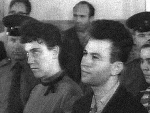 Владимир Файбишенков в зале суда