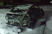 Защитнице киевских памятников архитектуры сожгли машину