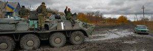 В зоне АТО зафиксировано 70 обстрелов со стороны боевиков