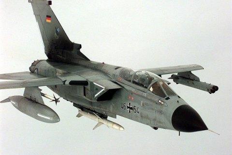 Німеччина запустила винищувачі уповітряний простір Іраку таСирії